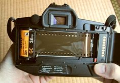 How many times did you accidently expose film in one of these old cameras?