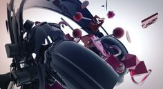 MTV +1 Titles by Rich Nosworthy, via Behance