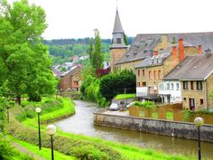 Give it a try to Les Ardennes region Belgium