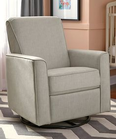 Look at this Home Meridian International Carlton Desert Harmony Glider Recliner on #zulily today!