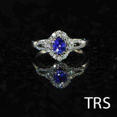 Timeless Treasure 1.22 Carats of Ceylon Sapphire & by TRSJewelry