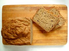 Bread Machine Rye Bread