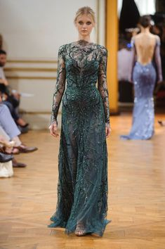 Zuhair Murad at Couture Fall 2013 - Livingly
