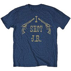 The blockbuster series from the 1980s gave us one of the highest-rated TV episodes ever, when millions tuned in to Dallas to see who shot J.R.! The series was recently revived and updated to follow the exploits of the next generation of Ewings. Show your love for Dallas drama both old and new in this shirt. Dallas Tv Show, Music Events, Collections Etc, Laughing And Crying, Tv Episodes, Classic Tv, 70s Fashion, Old And New, Movie Tv