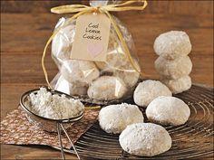 Cool Vegan Lemon Cookies from 'Vegan Food Gifts' by Joni Marie Newman