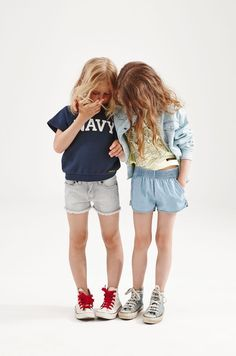Kids fashion - Finger in the Nose - Spring Summer 2016 Collection