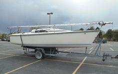 1989 Hunter Winged Keel Sloop Sailboat Sail Boat For Sale - www.yachtworld.com