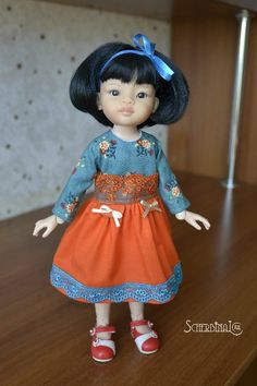 Красивые платья для паолочек и Джолинок / Одежда для кукол / Шопик. Продать купить куклу / Бэйбики. Куклы фото. Одежда для кукол