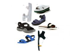 The Hit List: Sport Sandals