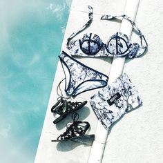 Momoco Marble Bikini