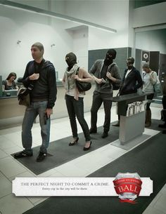 Print advertisement created by DDB, Canada for Toronto Crime Stoppers, within the category: Public Interest, NGO. Clever Advertising, Advertising Poster, Advertising Design, Marketing And Advertising, Advertising Campaign, Banks Ads, Ad Of The World, Funny Ads, Print Ads