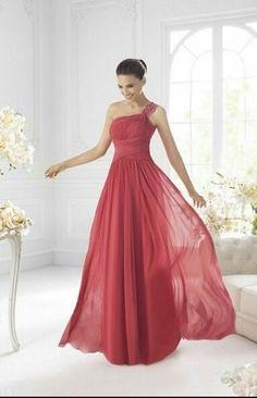 Modelo do vestido das madrinhas