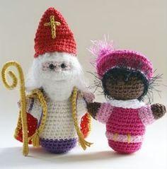 Patroon Sinterklaas en Zwarte Piet