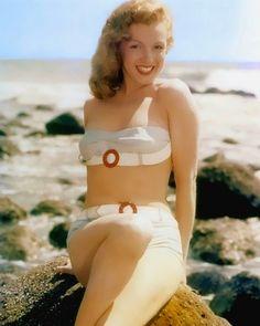 Marilyn, by Lazlo Willinger, 1947