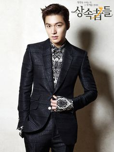 Lee Min Ho swears he has never had plastic surgery, but blames natural face swelling