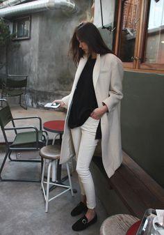 Inspiration & Shopping: White in Winter