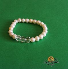 Sublime Metier: Pearl Bracelet Pearl Bracelet, Beaded Bracelets, Pearls, Handmade, Jewelry, Hand Made, Jewlery, Jewerly, Pearl Bracelets