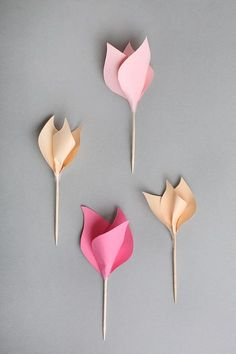 Deko Blume DIY