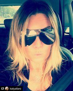 #Repost @katyafaro ・・・ Todo mundo aqui sabe minha paixão por óculos ! Esses meses que fiquei em casa de repouso a @oticaswanny salvou a minha vida!  Eu mandava uma foto dos modelos que eu queria provar e eles mandavam em casa para mim!  Esse eh um modelo novo da @fendi MUSO mas ainda não chegou no Brasil elas encomendaram para mim! Obrigada por tudooo @oticaswanny  #snapsave #clientewanny