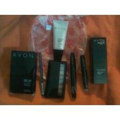 "AVON Neutrals 5 Piece Color Kit Makeup Set  Pledge to ""shop small"" and Yardsellr gives you $5 photons to spend! Go here http://yardsellr.com/shopsmall . I offer FREE shipping so shop here http://yardsellr.com/yardsale/Angela-Moran-Bustamante-111087..."