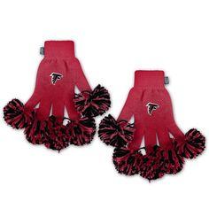 NHL Spirit Fingerz All-in-One Pom Pom Gloves - Washington Capitals
