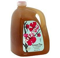 Arizona Green Tea.  http://affordablegrocery.com