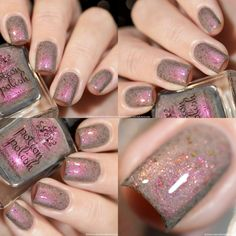 Best Nail Polish Colors of 2020 for a Trendy Manicure Mauve Nails, Pink Nails, My Nails, Hair And Nails, Best Nail Polish Brands, Nail Polish Colors, Color Nails, Best Nail Art Designs, Beautiful Nail Designs
