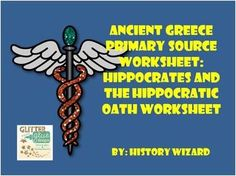 an analysis of the hippocratic oath by hippocrates Hippocrates is considered the father of medicine, enemy of superstition, pioneer of rationality and fount of eternal wisdom statues and drawings show him with a furrowed brow, thinking hard about.