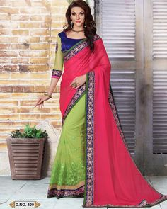 Designer sarees collection - 222MNY401 to 222MNY413 For more information/wholesale inquiry feel free to contact us on our whatsapp number +91-8140347419 Visit now: http://www.fashionistworld.com/designer-sarees-18 Check our collections online at : https://www.flickr.com/photos/145390383@N08/albums dropbox link: https://www.dropbox.com/sh/dxdgk98276y7itv/AAB7t92uWM-HXH8QdeBYyG-ba?dl=0