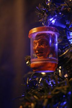 Face of Boe Ornament