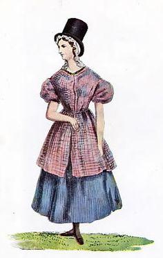 Welsh Lady.