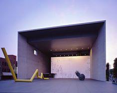 建築について|美術館について|MIMOCA 丸亀市猪熊弦一郎現代美術館