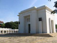 Panteon de la Patria, en la Quinta de San Pedro Alejandrino, Sanmta Marta, Colombia