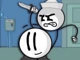 Игра Стикмен Побег из Комплекса