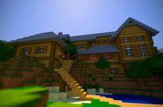 Minecraft Survival Mode House