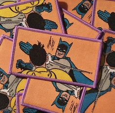 Get ready to level up your patch game!  * Iron on patch * 3.5cm high x 7cm wide * Comes with a Get A Life Designs Seal Of Approval  Shipping:  * UK Orders - Royal Mail Signed For® 2nd Class (aims for 3 working days) * Overseas Orders - Royal Mail International Standard (aims for 7 to 14 working days) * There is a upgrade option for overseas customers so its fully trackable online * Padded envelopes used for all deliveries