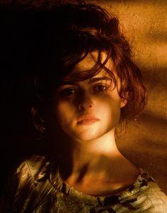 Young Helena Bonham Carter