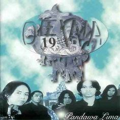 Dewa 19 - Pandawa Lima Pop Rock, Great Albums, Lima, Movie Posters, Movies, Fictional Characters, Musicians, Art, Musik