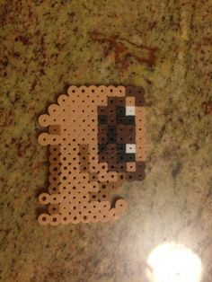easy pug perler bead patterns - Google Search