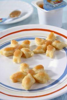 Przepis na obiad dla dziecka – kopytka serowe