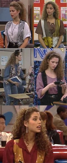 """Jessie was into vests. 