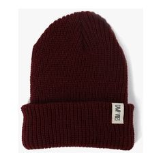 Poler Camping Stuff Tube City Beanie ( 24) ❤ liked on Polyvore featuring  accessories 5c9211a14397
