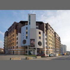 Residential Houses Matejkova, Jančo, Koštial, Štekláčová and Štrpka, 1999
