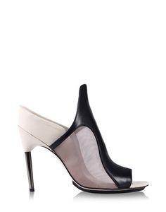 3.1 Phillip Lim Aria Leather & Mesh Sandal