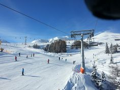 Skifahren in Fiss Alps, Winter, Snow, Outdoor, Ski, Places, Vacation, Winter Time, Outdoors