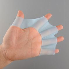 Soft Silicone Swimming Fins - Frog Hand