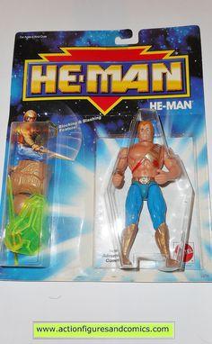 10 x Protecteur Figure cas pour MOC vintage He-Man Masters Of The Universe MOTU