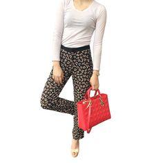 Sandro Floral Trousers Size 8 http://timpanys.com/products/sandro-floral-trousers-size-8?utm_campaign=crowdfire&utm_content=crowdfire&utm_medium=social&utm_source=pinterest