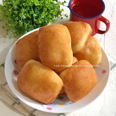 Cokies Recipes, Donut Recipes, My Recipes, Snack Recipes, Dessert Recipes, Favorite Recipes, Snacks, Indonesian Desserts, Indonesian Food