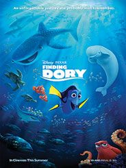 Finding Dory Blu-ray + DVD + Digital HD